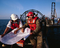 Consultancy, Management and Supervision of Offshore Surveys